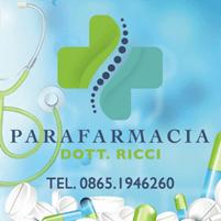 Parafarmacia Ricci Isernia - Logo