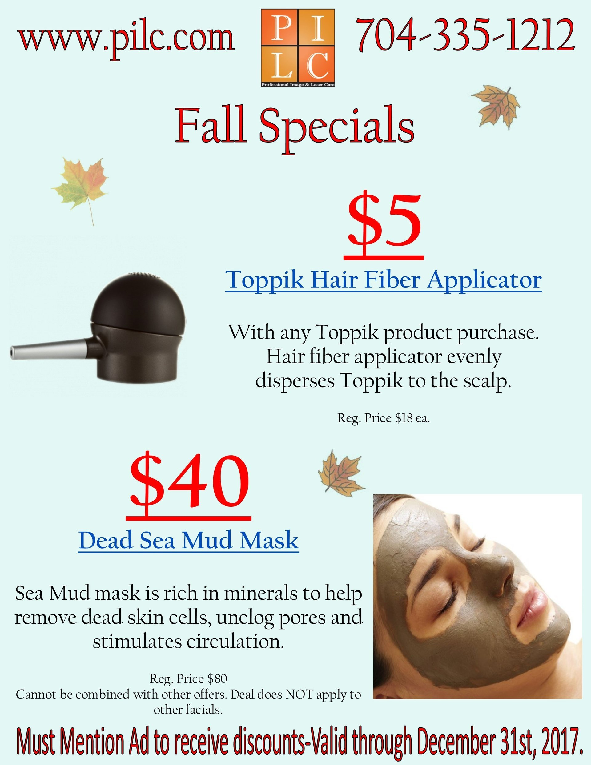 Charlotte MedSpa Specials Discounts Treatments Products