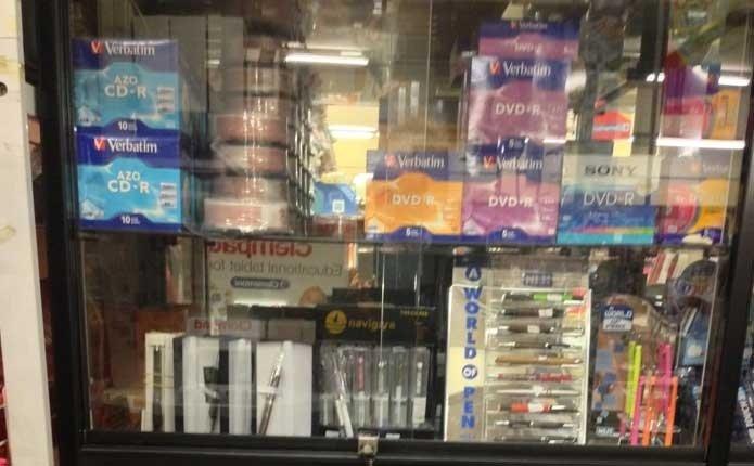 articoli di tabaccheria