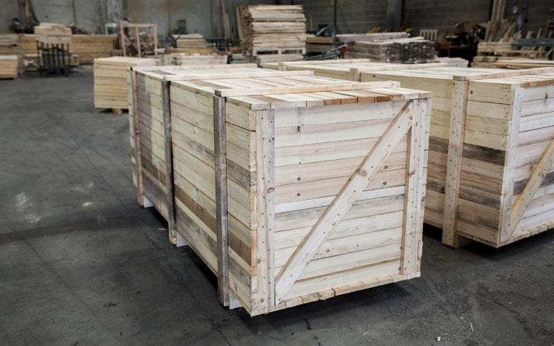 produzione casse in legno su misura