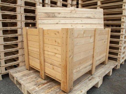 produzione casse in legno