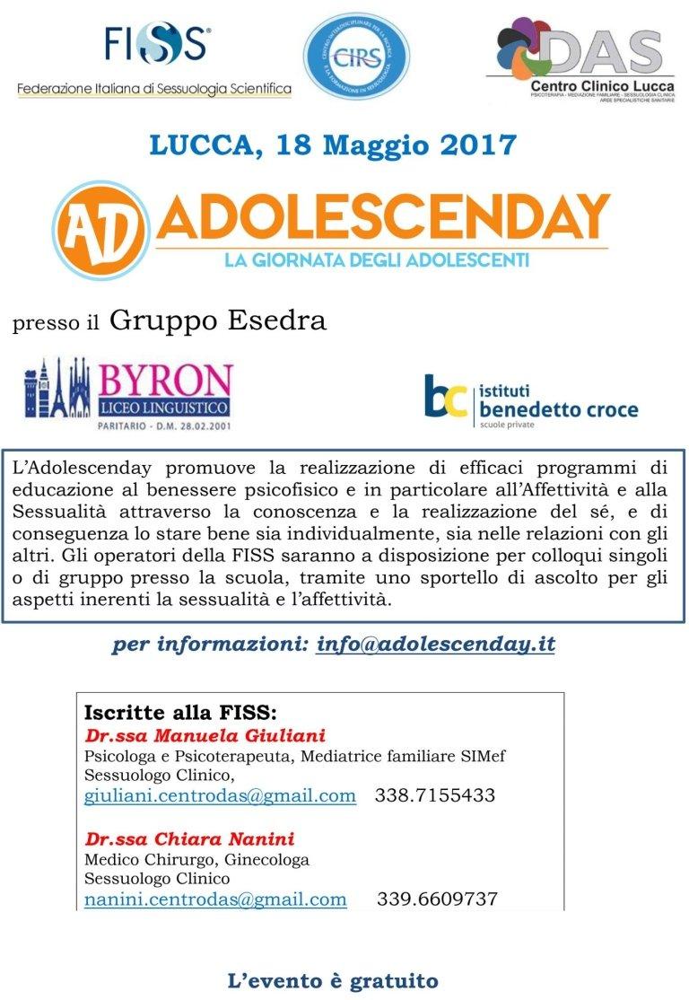 adolescent day
