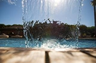 sale per piscine