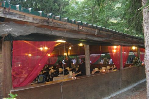 ristorante veranda