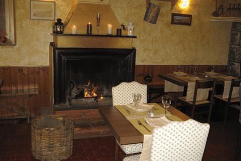 ristorante ambiente accogliente