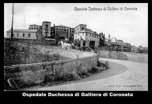 Ospedale Duchessa di Galliera di Coronata - Genova