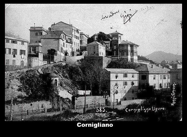 Cornigliano foto storica