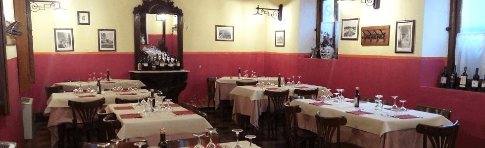 Le Cantine di Mattelin Genova Coronata