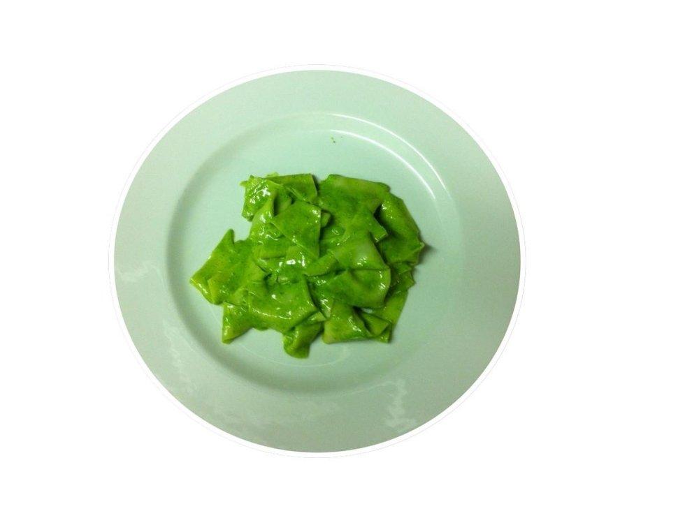 Mandilli al Pesto