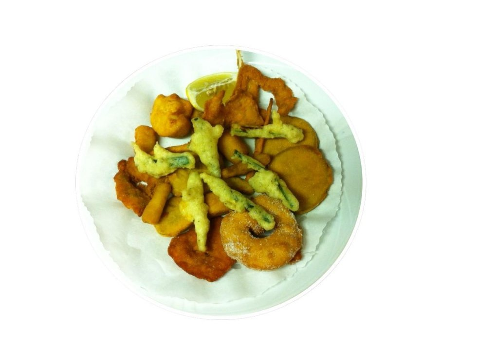 Fritto Misto all'Italiana