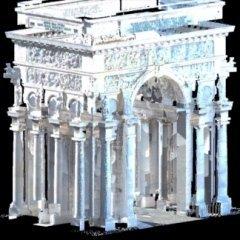 Arco di trionfo Genova - scansione 3D