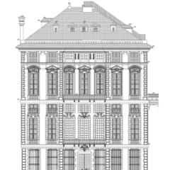 Palazzo Rosso in Genova via Garibaldi