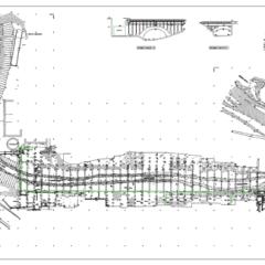 rilievo topografico Acquedotto Val Noci