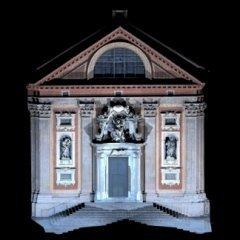 Scansione chiesa di Carignano - Genova