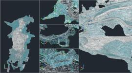 Rilievi topografici civili ed industriali