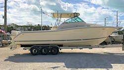 30' Pursuit 3070 Offshore WA 2000