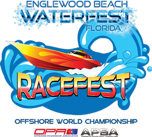 2017 Englewood Beach Waterfest - Offshore World Championship Boat Race