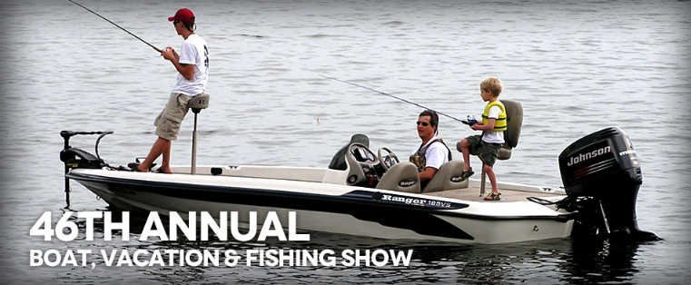 46th Annual Rockford Boat, Vacation & Fishing Show