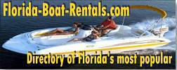 Boat Rental Stations in Florida