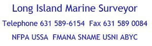 Long Island Marine Surveyor