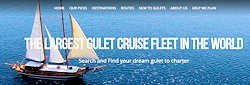 The largest gulet cruise fleet in the world.