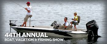 44th Annual Rockford Boat, Vacation & Fishing Show