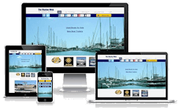 The Marine Web - Optimized for all devices
