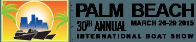 Palm Beach 30th Annual International Boat Show