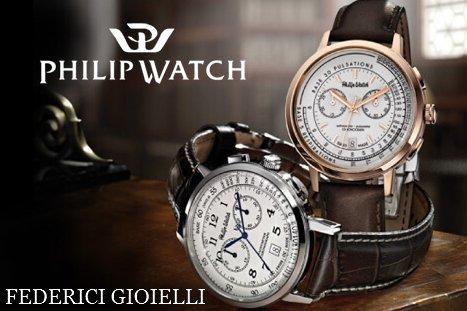 Locandina Philip Watch