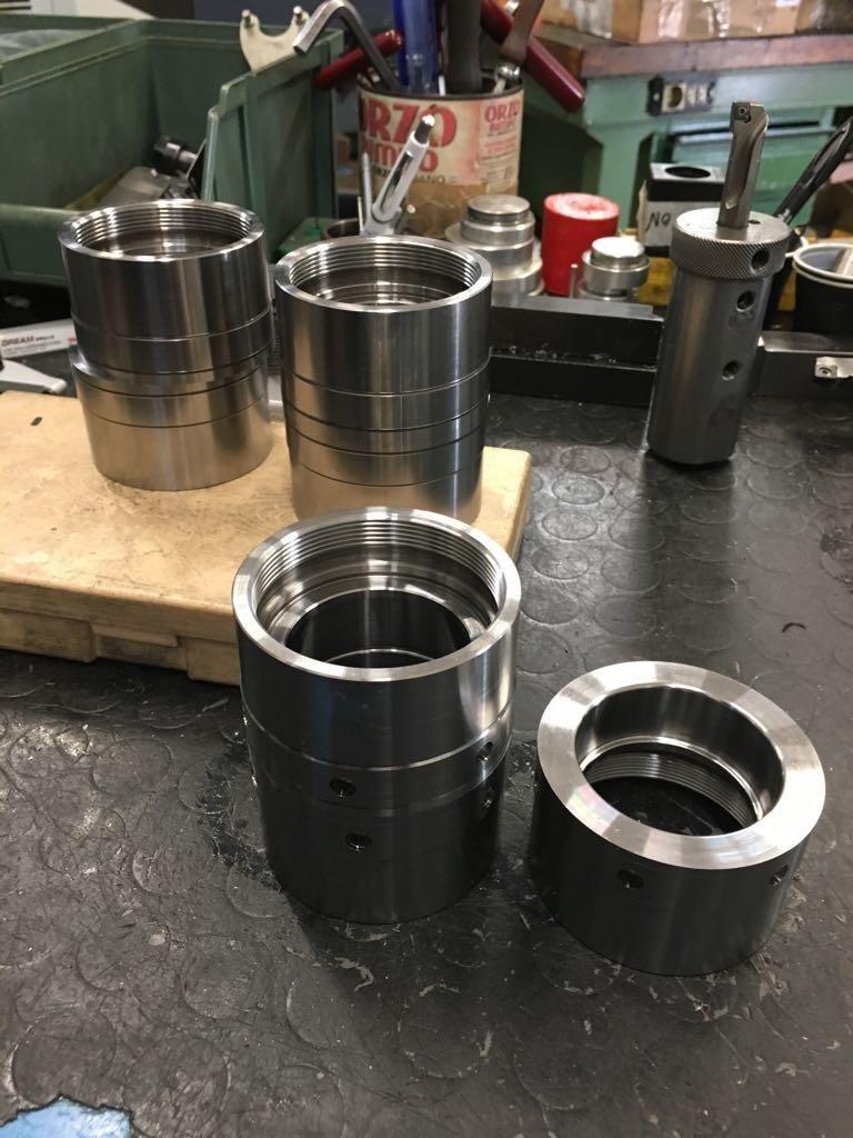 lavorazione acciaio Latina