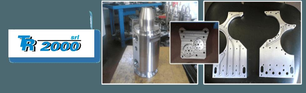 TR2000 lavorazioni meccaniche Latina