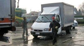 lavaggio furgoni