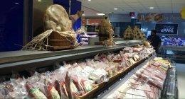 vendita salame, alimentari, vendita prosciutto