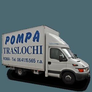 prezzo traslochi roma