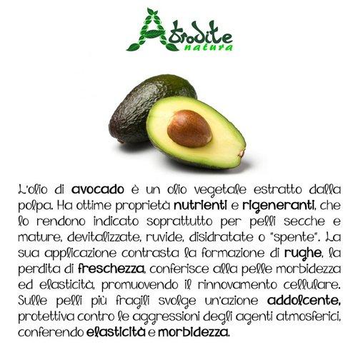 qualità dell'avocado