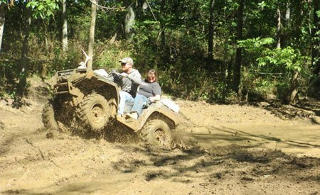 Mudding in Missouri at Smurfwood Trails Mud Bogs