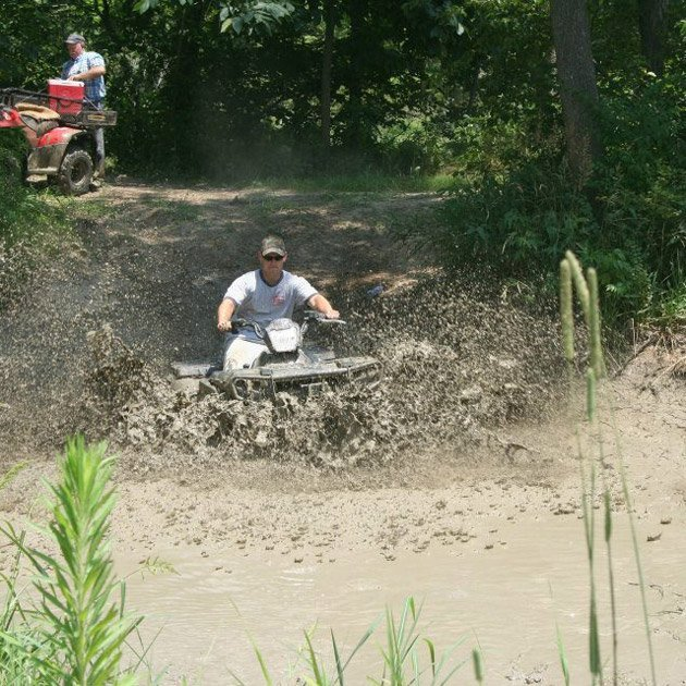 Mudding in Missouri - Smurfwood Trails ATV Park