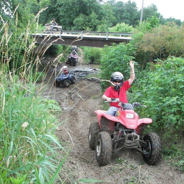 ATV Riding Trails at Smurfwood ATV Park