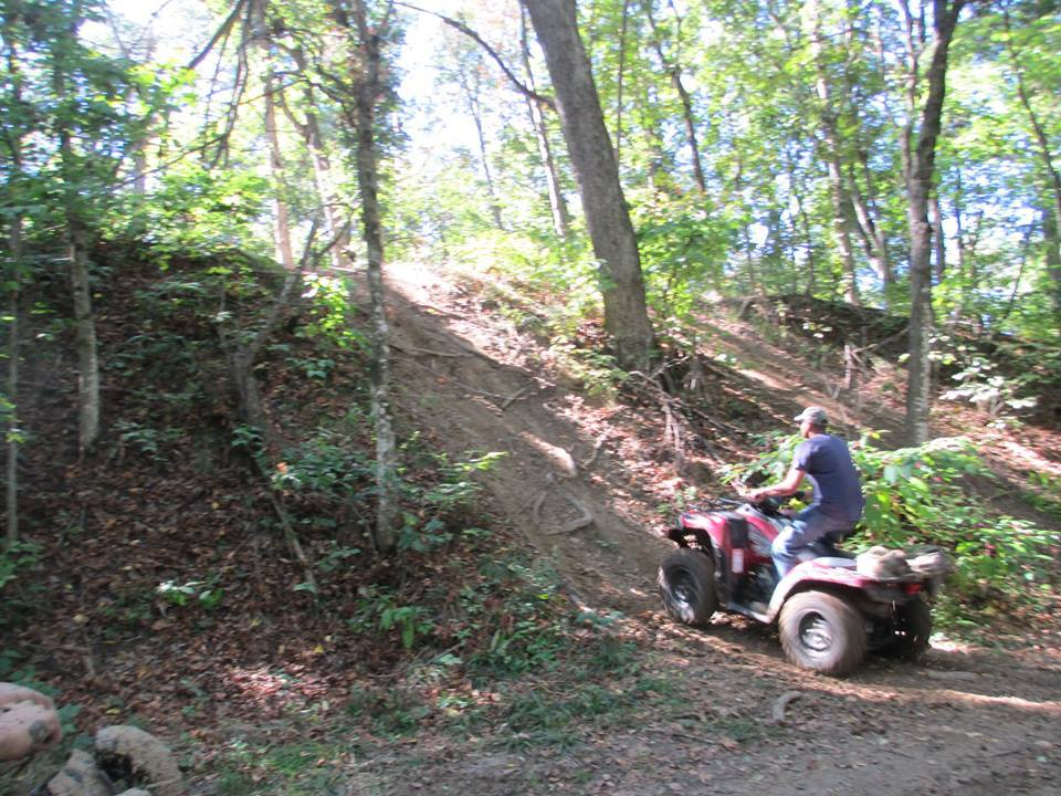 ATV riding trails for Off Highway Vehicles