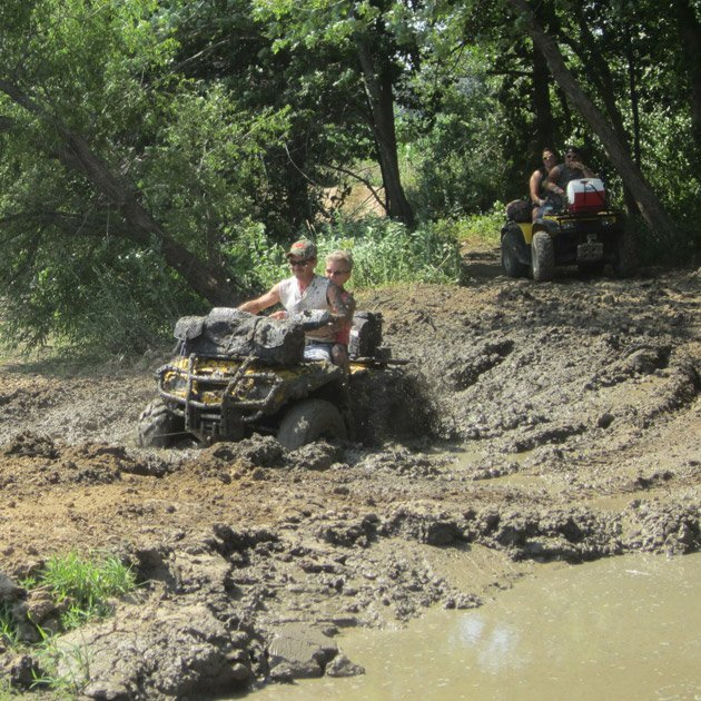 Mudding Places at Smurfwood Trails