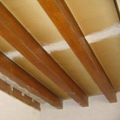 Recupero soffitto in legno