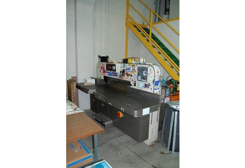 1 macchina serigrafica 6 colori  f.to 70 x 100 cm con asciugatura combinata uv- aria calda/fredda