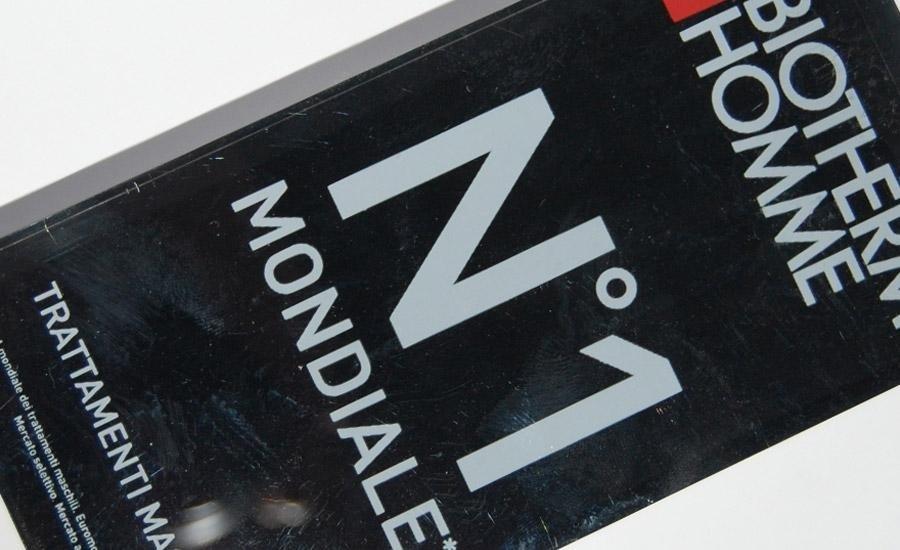 PLASTICHE stampa serigrafica multicolore su metacrilato