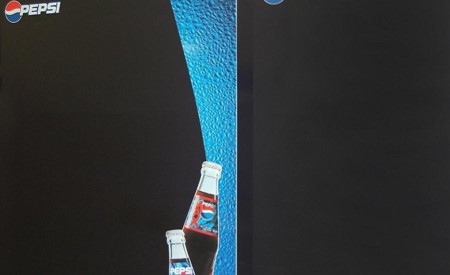 UV LUCIDOOPACOVerniciatura serigrafica UV lucido su lamierino stampato in litografia