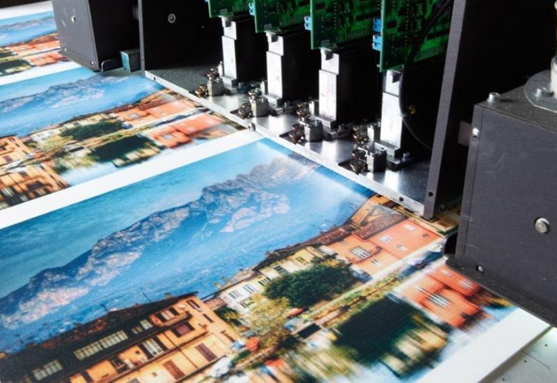 Macchina digitale flad bed f.to max di stampa 200 x 300 cm spessore 7 cm