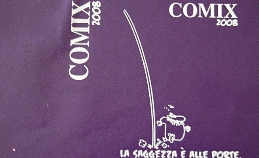 PELLE E SIMILARI Stampa serigrafica UV a rilievo colore bianco su finta pelle viola