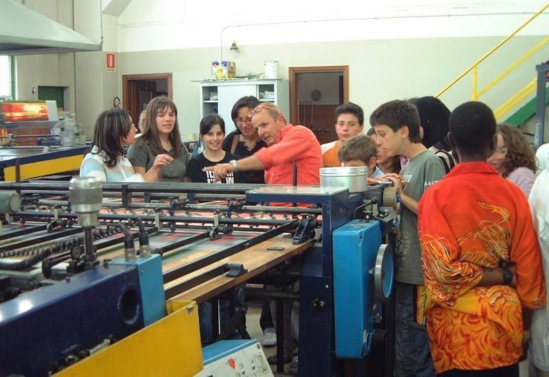 Progetto scuole Lecco