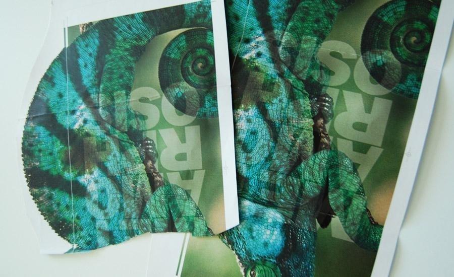 Serigrafia soft touch Stampa effetto soft touch su carta