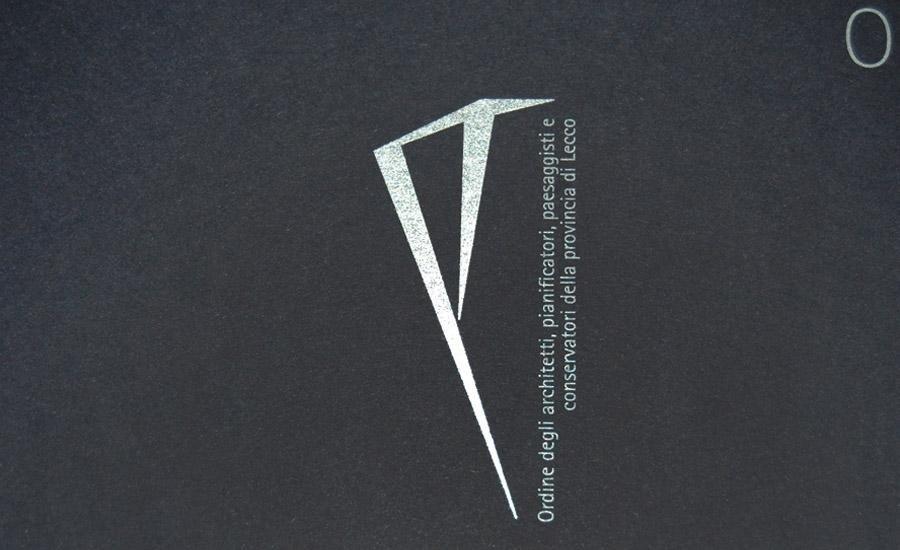 Serigrafia a pigmenti metallici Stampa argento mirror su cartoncino 300 gr