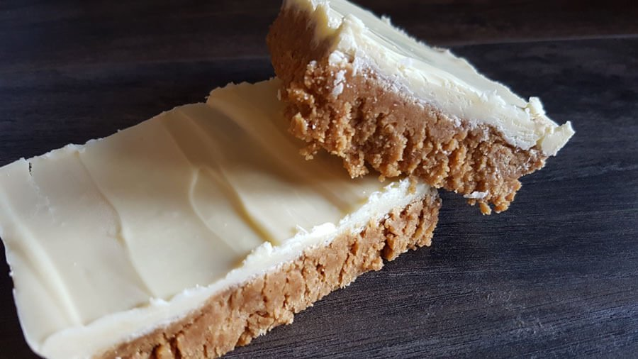 fudge slice